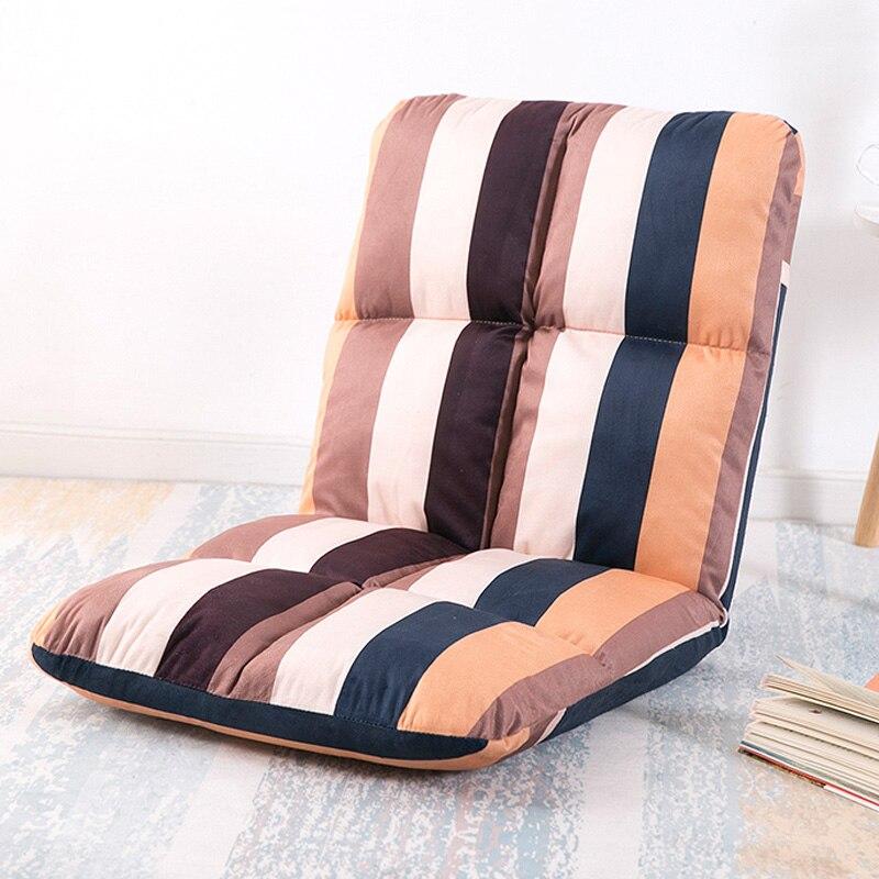 Yijiada Lazy Sofa, Tatami Cushion, Bedroom Floor Chair, Single Folding Bed, Backrest Chair, Floating Window