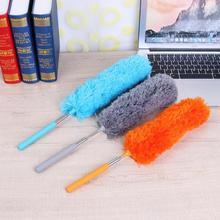 Мягкая щетка из микрофибры для удаления пыли, не теряет волосы, Антистатическая щетка для очистки домашней мебели