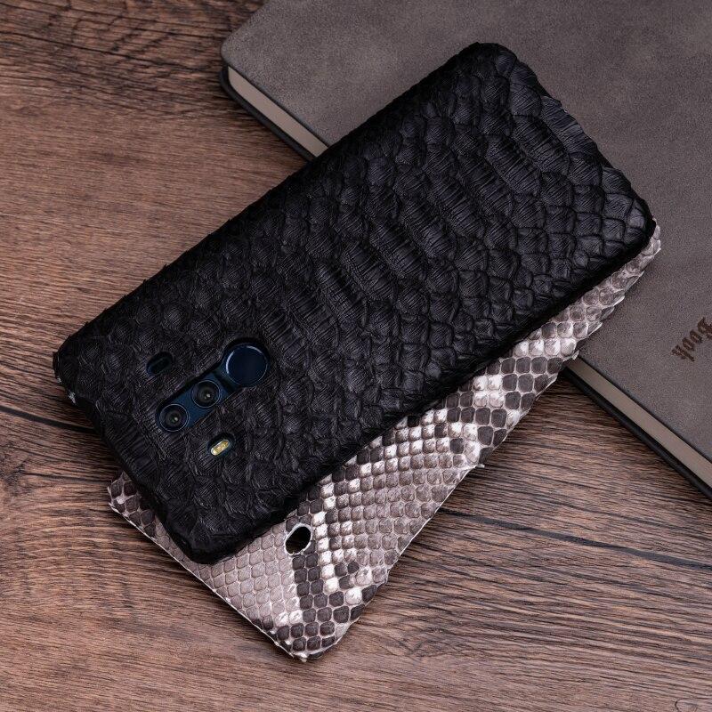 Python Skin Phone Case For Vivo Nex Phone Case Half wrapped Case For Vivo Nex Mobile Phone Protect Shell