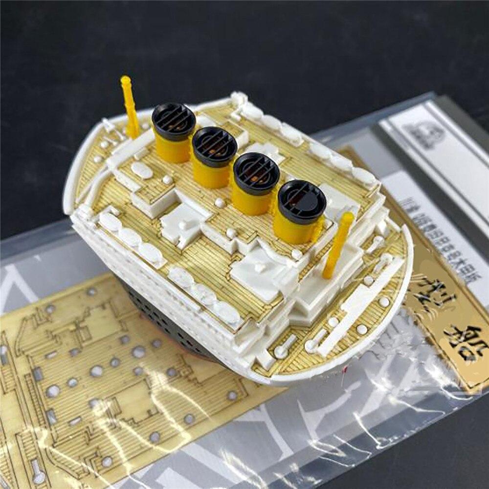 diy-ship-model-assembly-kits-wooden-deck-for-mini-moe-001-font-b-titanic-b-font-royal-cruise-q-edition-mail-ship-model-kit