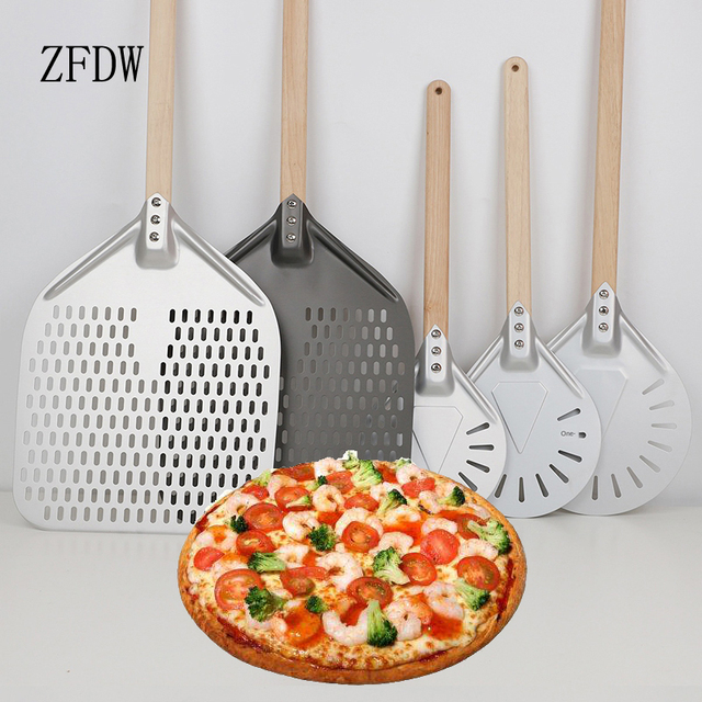 Pizza Shovels For Home Pizza Cooking 1