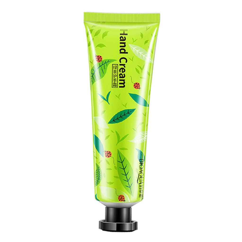 Voedende Anti-Kloven Anti Aging Olie Controle Huidverzorging Moisturizer Soft & Smooth Voeden Vocht Groen Botanische Handverzorging