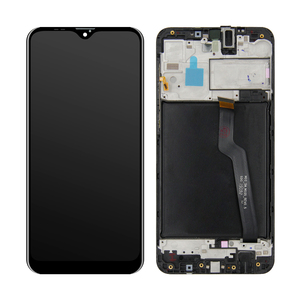 For Samsung Galaxy A10 2019 A105 A105F A105M SM-A105F LCD Display Touch Screen Digitizer Glass Assembly with Frame