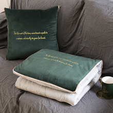 All-in-one Pillow Cushion Blanket…