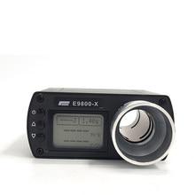 Bala disparar velocidade cronógrafo tiro instrumentos de medição cronógrafo para fotografar lcd chronocope E9800-X velocidade tester