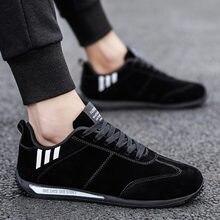 Брендовые кожаные мужские туфли superstar в стиле кэжуал модные