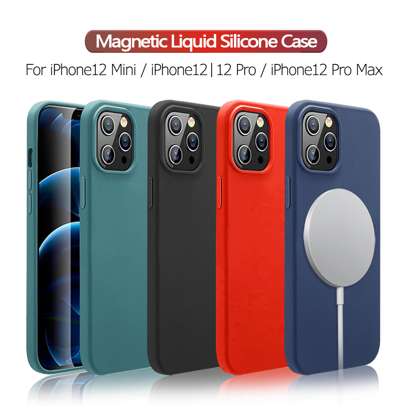MagSafe Case for iPhone 12 Pro Max