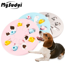 Dog Puzzle Toys Feeder Dog Iq Training Toys Game Interactive Dispenser Slow Feeder Educational Toys For Dogs Honden Speelgoed