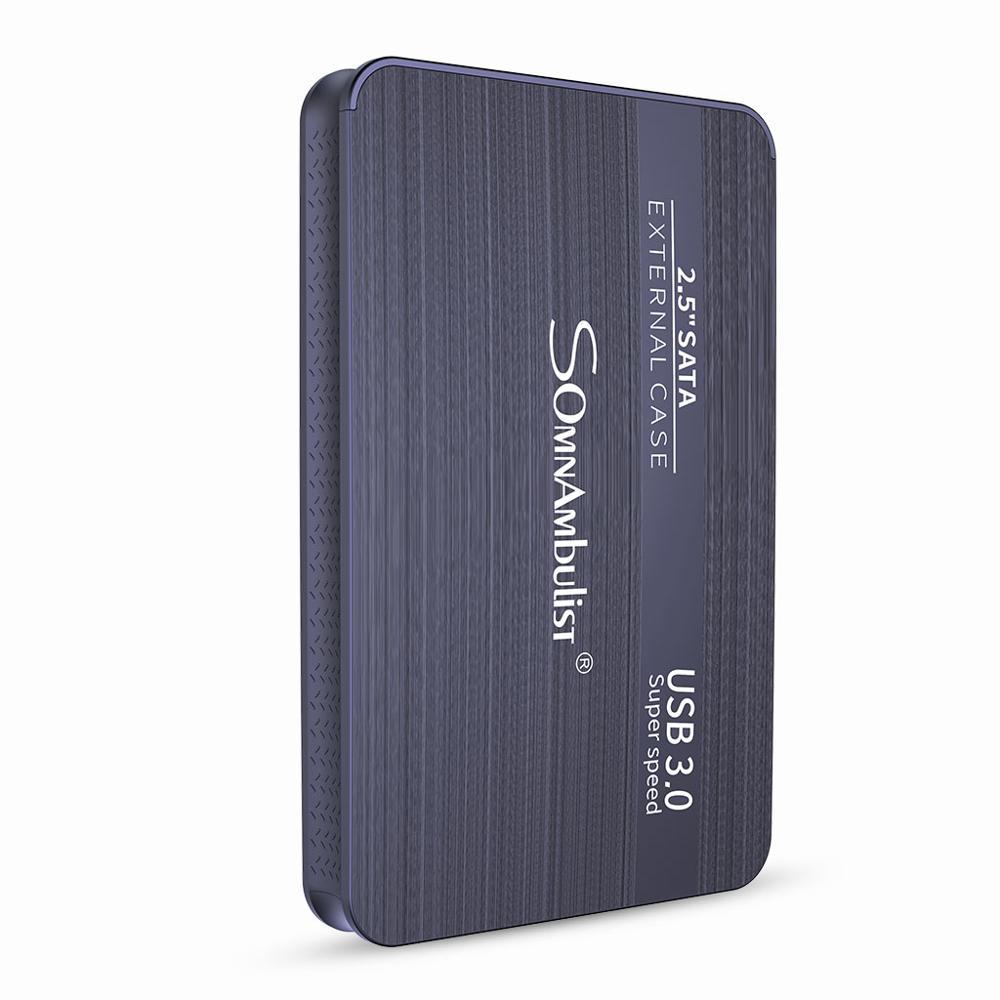 External Hard Drive 2.5 Portable Hard Drive HD Externo 1 TB 2 TB USB3.0 storage, 8