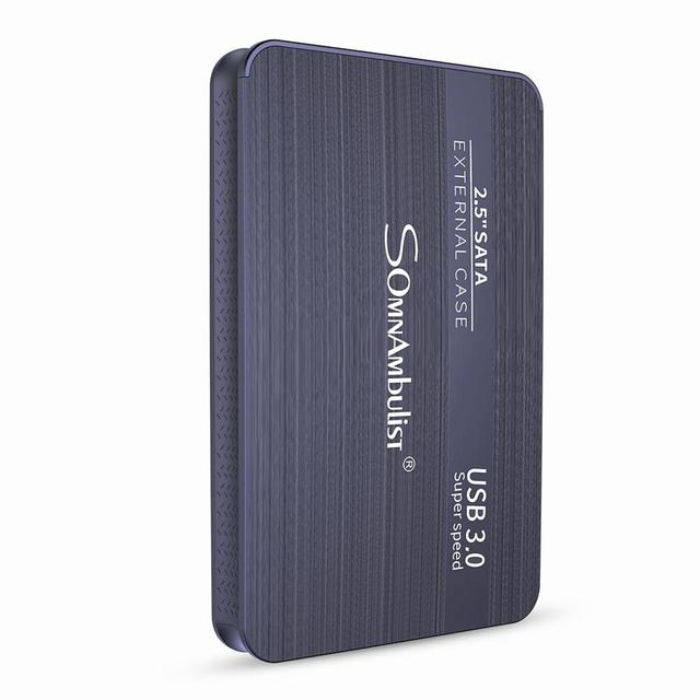 External Hard Drive 2.5 Portable Hard Drive HD Externo 1 TB 2 TB USB3.0 storage, 8