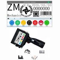 ZM 950II máquina portátil inteligente da codificação do código qr da data de produção da máquina da marcação do laser da impressora da data de expiração 1 12.7mm y|Peças de ferramentas| |  -