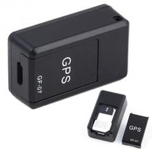 GF07 Tracker Miniature Intelligent Locator Elderly And Children Car Anti-theft Recording Magnetic Anti-lost Gps Car Accessories