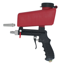 Spray-Gun Sandblasting-Gun Pneumatic-Tool Gravity Adjustable Small