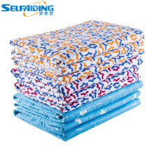 Моющиеся подушечки для кровати для взрослых мочи водонепроницаемый лист протектор