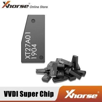Супер чип Xhorse VVDI XT27A01 XT27A66 транспондер 8A супер чип для ID46/40/43/4D/8C/8A/T3/47 для ключа VVDI2/мини-ключа