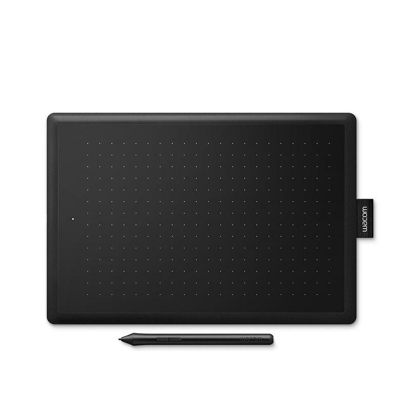 One by Wacom CTL-672 цифровые планшеты с графическим рисунком 2048 уровней давления среднего размера