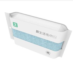 Image 4 - Youpin ZSH Khăn Siêu Thấm Hút Nhanh Khô Liệu Polyester Cotton Tóc Khô Salon Phòng Tắm Mặt Khăn Lau Tay