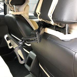 Image 3 - 車のリア枕電話ホルダータブレット車スタンド席リアヘッドレスト取付 iphone X8 iPad ミニタブレット 4  11/12。 9 インチ