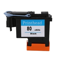 Głowica drukująca do HP80 Designjet 1000 1050C 1055 pojemnik z tuszem głowica drukująca do Hp 80 kasety w Części i akcesoria do drukarek 3D od Komputer i biuro na
