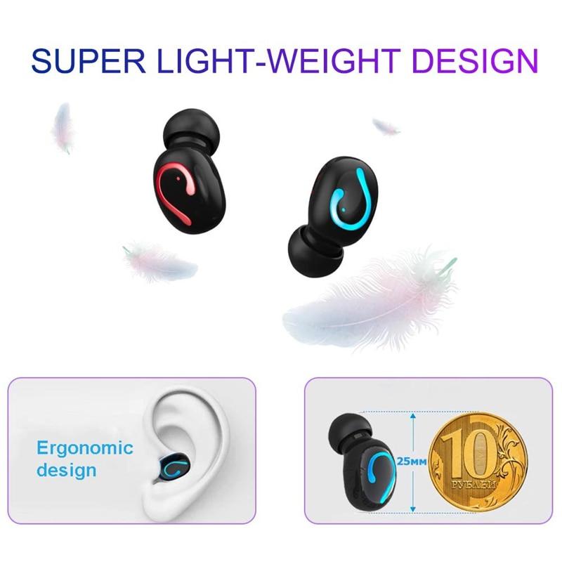 Image 4 - Wireless Bluetooth Earphone For Samsung Galaxy A80 A70 A60 A50 A40 A30 A20 A10 A9 2018 A7 Prime A8 M30 M20 M10 Headphone EarbudBluetooth Earphones & Headphones   -