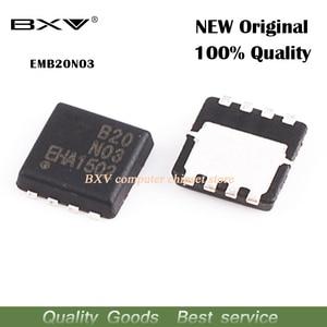 Image 1 - 5 sztuk EMB20N03 B20N03 3mm * 3mm MOSFET QFN 8 nowa oryginalna darmowa wysyłka