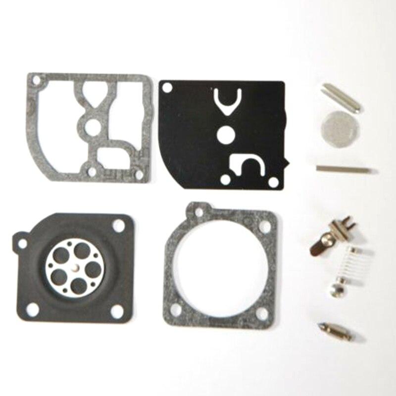 Carburetor Carb Repair Rebuild Kits For Husqvarna 136, 137, 141, 142 Chain Saw