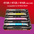 Misee совместимый тонер-картридж Замена для hp 414A 415A 416A Laserjet Pro M454 M454dw/nw MFP M479 M479dw M479fdw (без чипа)
