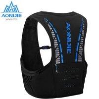 AONIJIE C933 5L Outdoor Sport Lauf Rucksack Marathon Trail Running Hydratation Weste Pack Für 2L Wasser Tasche Radfahren Wandern Tasche-in Lauftaschen aus Sport und Unterhaltung bei