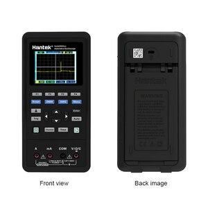 Image 2 - Hantek 2D82auto car oscilloscope 4 in 1 2 Channels Portable digital oscilloscope + Multimeter +Automotive Diagnosis+Handheld