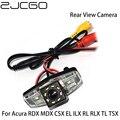 ZJCGO HD CDD Автомобильная камера заднего вида для парковки ночного видения Водонепроницаемая камера для Acura RDX MDX CSX EL ILX RL RLX TL TSX
