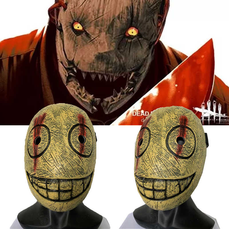 Trapper Hhunter Halloween Costumes 2020 Dead by Daylight Cosplay Masks Horror Game The Trapper Latex