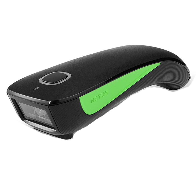 NETUM C740 Bluetooth Беспроводной 1D сканер штрих-кода карман QR считыватель штрих-кодов большого CODE128 для табака одежды Мобильных Платежей