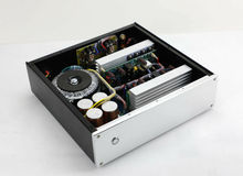 Hifi Finished LJM L20.5 Amp Ultra Low Distortion Stereo Power Amplifier