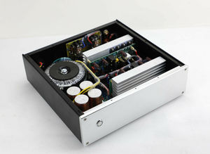 Image 1 - Hifi Finished LJM L20.5 Amp Ultra Low Distortion Stereo Power Amplifier