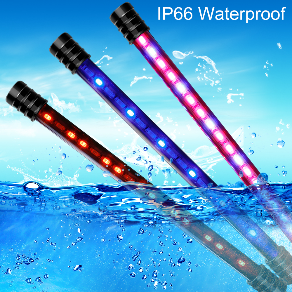 Waterproof Grow Light LED Plant Lamp USB Growing Lights For Indoor Greenhouse Full Spectrum Phyto Lamp LED Hydroponics Lighting