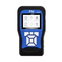 Jdiag m100 motocicleta testador handheld multi-idioma motocross ferramenta de digitalização de diagnóstico geral acessórios da motocicleta