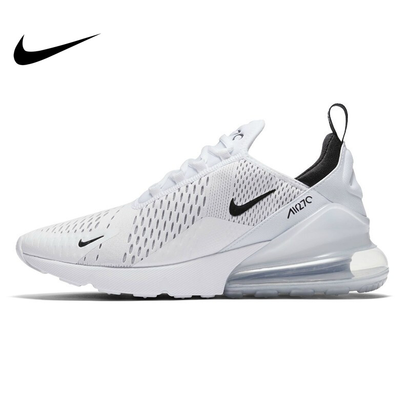 Nike Air Max 270 Running Shoes Men Women Outdoor Sports Walking Athletic Unisex Sneakers 100%Original Authentic Shop Hot Sale