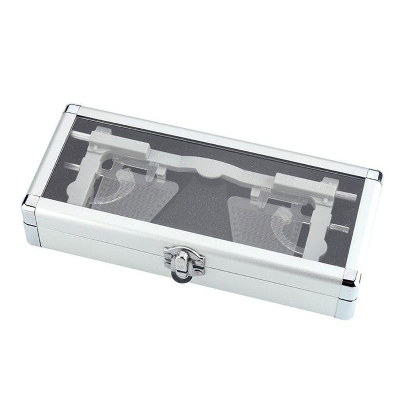 Eyesight Pupilometer Ophthalmic Ruler Optometry Centrometer PD Test Instrument