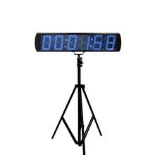 High quality 5 race timer LED digital car timing clock electronic countdown