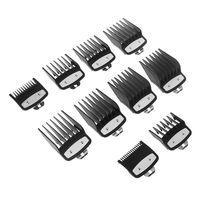 Kemei corte de cabelo limite pente guia acessório tamanho barbeiro substituição 3/6/10/13/16/19/22/25/1.5/4.5mm|Acessórios de aparelhos de cuidados pessoais| |  -
