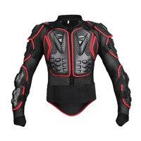 Motorcycle armor motocross racing jacket for honda transalp yamaha r6 exhaust suzuki dl650 kawasaki ninja 250r moto accessories