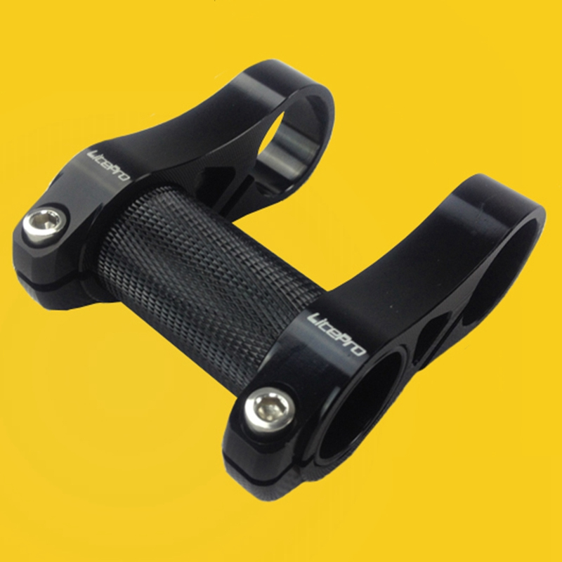For XIAOMI QICYCLE EF1 Electric Folding Bicycle Parts Modified Handlebar Height Hollow Ultra-Light Alloy Material Longer