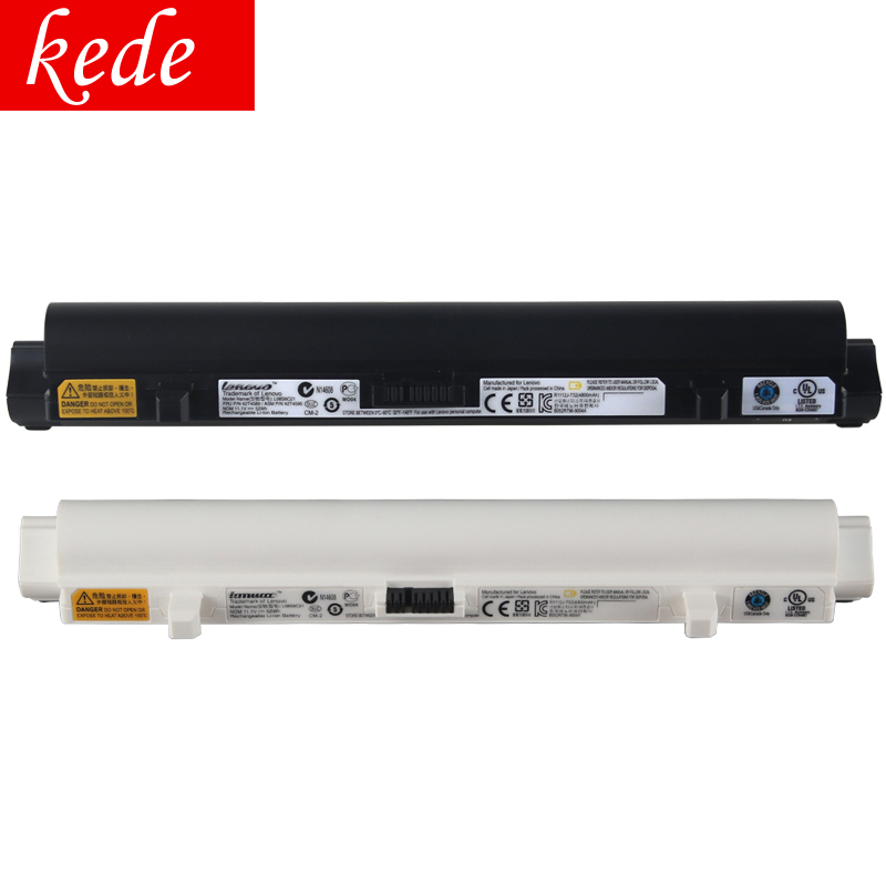 kede Laptop battery For Lenovo IdeaPad S9e S10 S10e S12 45K1274 45K1275 45K2178 42T4590 42T4589 L08S3B21 L08S6C21 bateria(China)