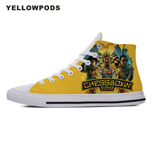 Men Walking Shoes Wu-Tang Clan - Method Man Shoes Brand Fashion Shoes(China)