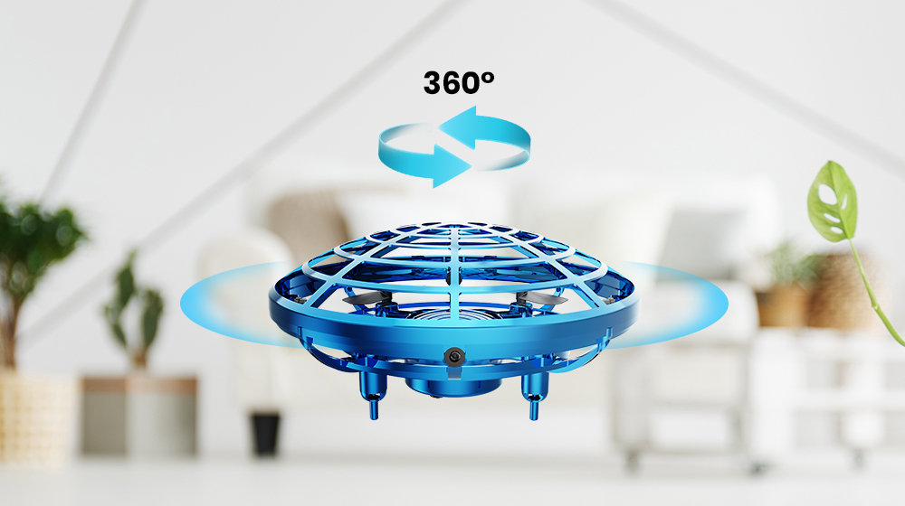 Flying Ball Magic Drone