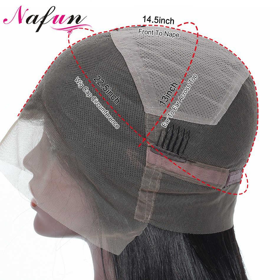 Peluca completa de encaje 13x 4/13x6, pelucas de cabello humano con encaje Frontal, pelucas frontales de encaje liso peruano para mujeres, pelucas de cabello Remy transparente con encaje