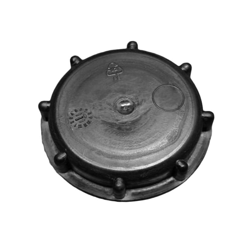 2Pcs Dust Cap IBC Tank Accessories Plastic Valve Cap DN 50 Coarse Thread Dust Cover Replacements Accessories