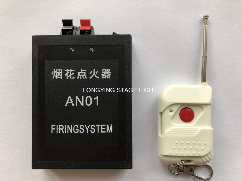 Fast Shipping AN01 1 Cue Fireworks Remote Stage Electric Wireless Fireworks Stage Smart Firing System Wedding Equipment