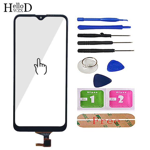 6.1 Touch Screen For Oppo A1k CPH1923 / For Oppo Realme C2 Digitizer Panel Front Glass TouchScreen Touch Screen Sesnor Tools