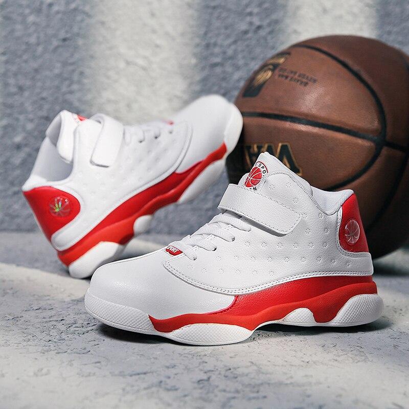 Kids Jordan Sneakers Basketball Shoes Boy Kids Kids Jordan 13 Retro Basketball Sport Shoes Children Jordan 1 Jordan 11 Shoes
